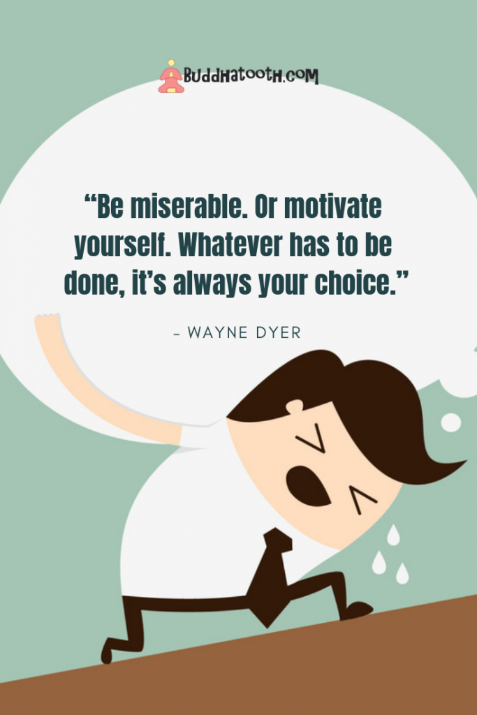 uplifting quote about motivation